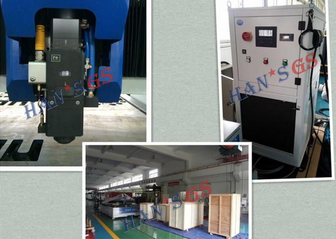 Laser Cut Metal Sheet Metal Laser Cutting Machine