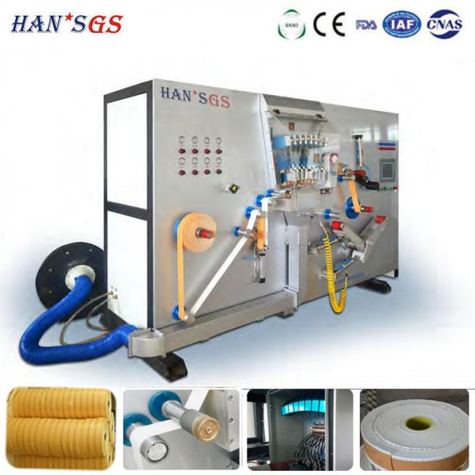 Customizable Tipping Paper Laser Drilling Machine With High Performance