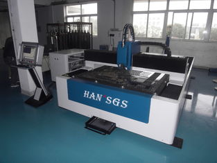 China CE / ISO Sheet Metal Laser Cutting Machine with High Speed Laser Systems supplier