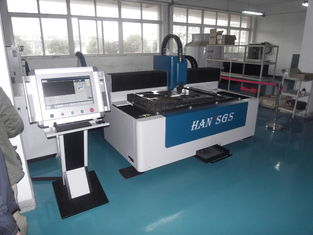 China High Accuracy Sheet Metal Laser Cutting Machine Fit for Custom Precision Cutting supplier