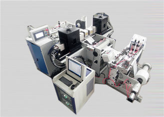 China Single layer Laser Perforating Machine for PET / PE plastic film Ф0.1- Ф0.2m hole supplier