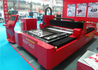 China IP54 Metal Laser Steel Pipe Cutting Machine with Free Software Upgrading Service supplier