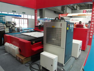 China High - precision Rack and Linear Rails Metal Laser Cutter CE / ISO Certificate supplier