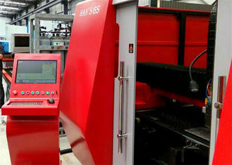 China 500W - 3000W Stainless Steel Laser Cutting Machine with High Power Fiber Laser supplier
