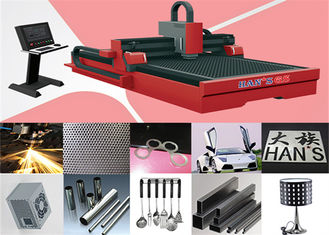China Reliable CNC industrial laser cutting machine by Swiss Technology Auto Focus Cutting Head supplier