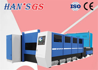 China IPG Fiber Laser Metal Plate Cutting Machine CNC control system 6000 mm × 2000 mm supplier