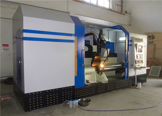China 3 phase 380V 50Hz  laser beam hardening machine for hardware / mining / steel supplier