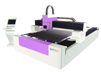 China Fiber CNC metal laser cutting machine With Water cooling IP54, CNC Laser Cutting Machine supplier