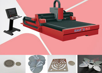 China Hans Laser Metal Cutting Machinery for Thin SS / Aluminum Metal Plate supplier