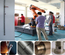 China 500W CNC 3d Laser Cutter Machine With Water Cooling Method , 42 M/Min Cutting Speed supplier