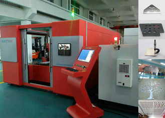 China IP54 42 M/Min Speed Cnc Laser Cutting Machine For Stainless Steel , 2 Years Warranty supplier