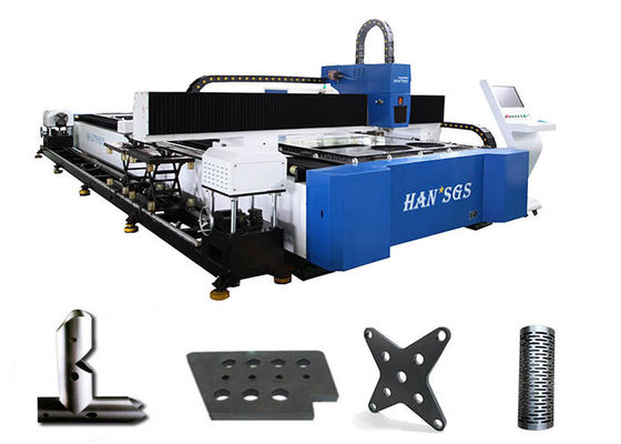 China IPG Steel Pipe Cutting Machine & Tube Laser Cutting Machine supplier