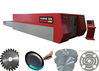 China Automatic Sheet Metal Laser Cutting Machine supplier