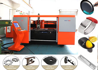 China Laser Cut Metal Sheet Metal Laser Cutting Machine supplier