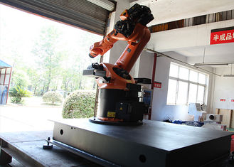 China Industrial 3D Automatically Robot Fiber Laser Cutting Machine for Metal supplier
