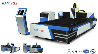 China 500W Metal Sheet Laser Cutting Machine , CNC Laser Cutting Machine On Sale supplier