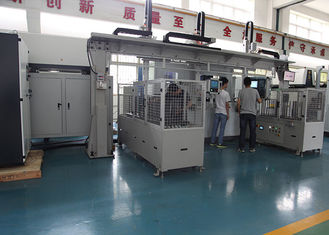 China Automatic Stainless Steel Laser Welding Machine For Sealing Parts & Aluminum Battery Box supplier