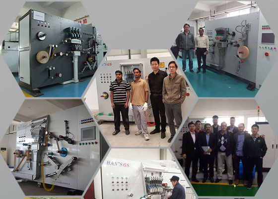 China 35KW Cork Paper Laser Perforating Machine Punching Speed Up To 600m / Min supplier