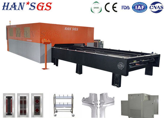 China 1000w Automatic Sheet Metal Fiber Laser Cutting Machine , Steel Laser Cutter supplier