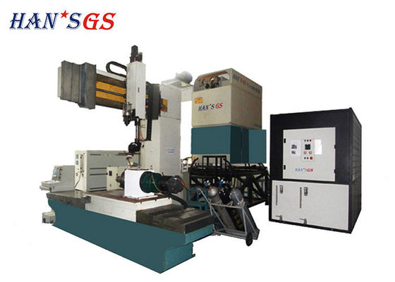 China CO2 Laser Cladding Equipment For Shearer And Boring Machine Picks supplier