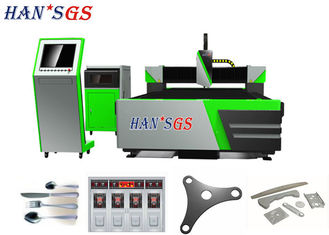 China High Efficient Industrial Laser Cutting Machine For Architectural , Aerospace supplier