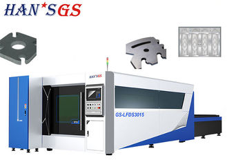 China 2kw Laser Hans Laser GS Famous Metal Sheet Fiber Laser Cutting Machine supplier