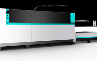 1070nm 3000KG 18m/min 35℃ Metal Laser Cutting Machine
