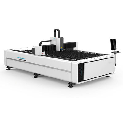 380V 50Hz 1000w 80m/min 30mm Metal Laser Cutting Machine