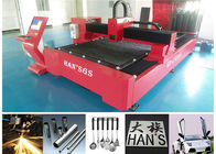 China 500W - 3000W Aluminium Laser Cutting Machine / Metal Fabrication Machine company