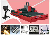 China 1500 * 3000 cnc laser cutter machine with Top IPG Laser , sheet metal cutter factory