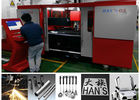China Flexible Stainless Steel fiber laser cutting machine for Any Shape thin plates factory