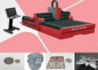 China Hans Laser Metal Cutting Machinery for Thin SS / Aluminum Metal Plate factory