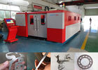 China Standard cnc sheet cutting machine Windows Systems , Metal fabrication machine factory