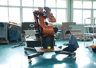 China CNC System 3D robot CNC laser cutting machine With laser cut robot arm factory