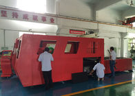 China High Power Metal Plate Cutting Machine With 6000mm × 2000mm Cutting Range , Water Cooling factory