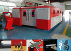 China High Speed Industrial Laser Metal Plate Cutting Machine 380V 50/60 Hz factory