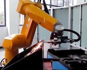 China Automobile 3d Laser Cladding Robot Cnc Machine , Heet Metal Processing factory