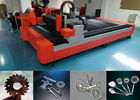 China 3 Axis Industrial CNC Laser Metal Cutting Machine With 1070nm Laser Wavelength , SS CS Standard factory