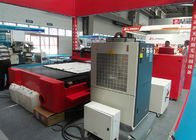 China 1000 W Fiber Laser Cutting Machine For 5mm Carbon Steel / 2 Years Warranty factory