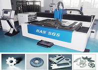 GS-LFD3015 Fiber Laser Cnc Metal Cutting Machine 500W 1000W 1500W