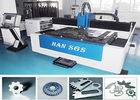 China GS-LFD3015 Fiber Laser Cnc Metal Cutting Machine 500W 1000W 1500W factory