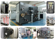 China CE Metal Perforating Machine lens selection of the US Ⅱ - Ⅵ company's products factory
