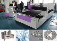 China Carbon Fiber Metal Laser Cutting Machine 500w 700W 1500W 1-16MM Cutting Thickness factory
