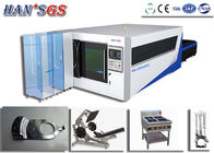 China CNC Sheet Metal Laser Cutting Machine Used In Sports Equipment , Auto Spare Parts factory
