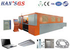 China 3000*1500 Pipes Cnc Fiber Laser Cutting Machine For Metal , Highly Automation factory