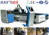 China High Speed Stainless Laser Cutting Metal Machine 1000w For Galvanized Plate factory