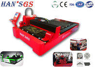 Powerful and Speedy 1000W Fiber Laser Cutting Machine From Hans GS Laser