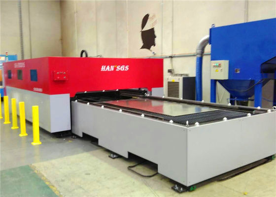 China Laser Precision Cutting Tools Stainless Steel Laser Cutting Machine by IPG Fiber Laser distributor