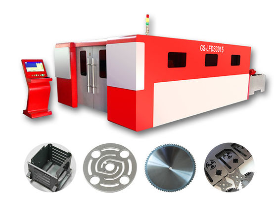 China Super Quality Sheet Metal Laser Cutting Machine Fiber Laser Cutter factory