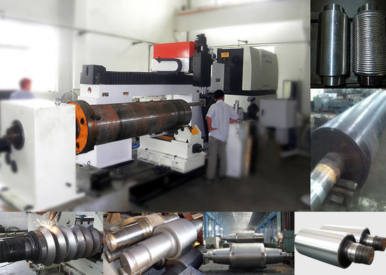 China CNC processing laser cladding equipment for metal with auto powder delivery distributor